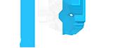 BC Logo white-blue rectangular 175x69