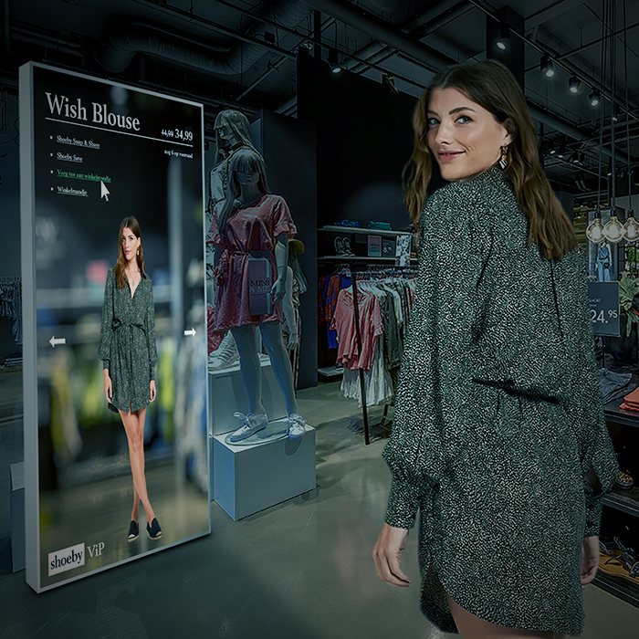 Visual Recommender for Fashion